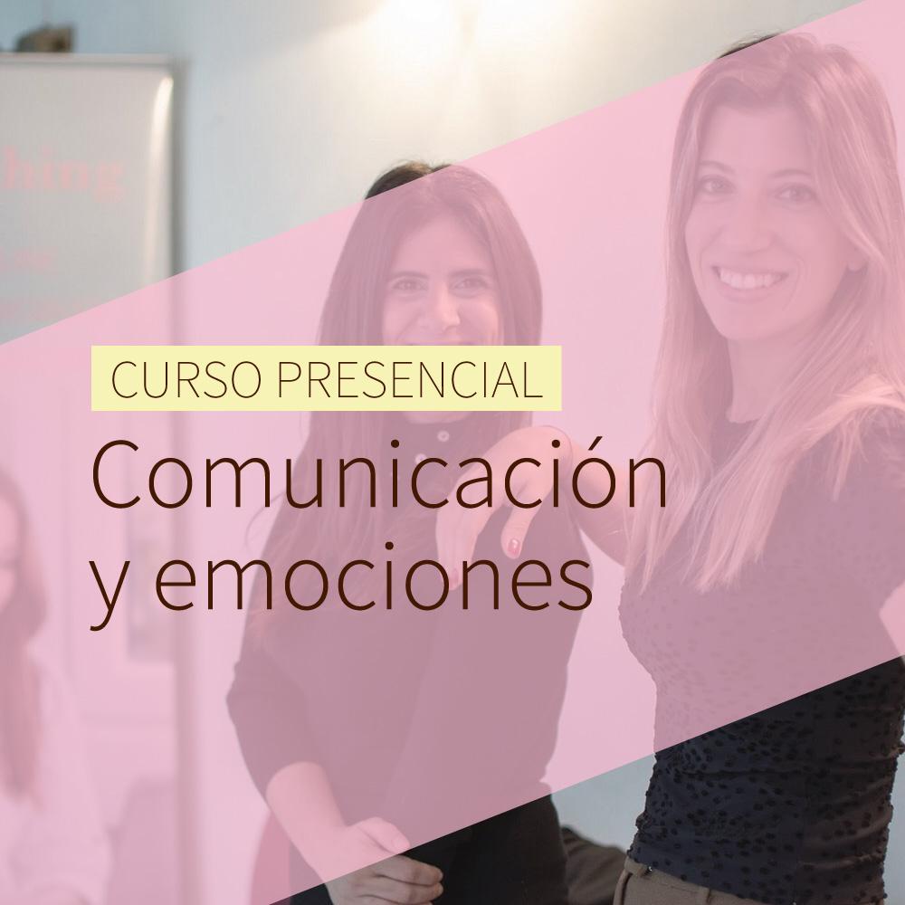 Curso presencial: Comunicación y emociones